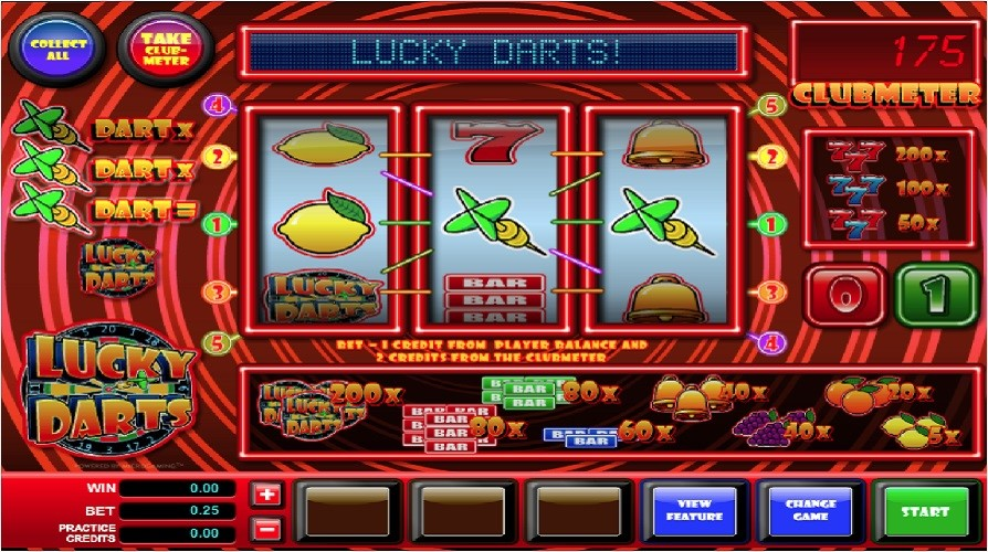 Lucky-Darts-Fruit-Machine