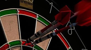 darts dart board