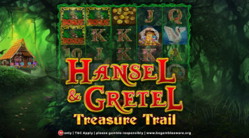 Hansel and Gretal Treasure Trail slot
