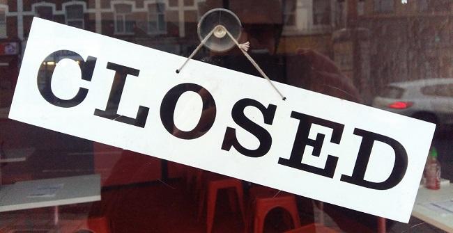 Casino Bookmaker Closed