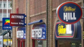 UK Bookies are preparing for store closures