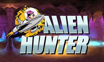 Alien Hunter jackpot slot