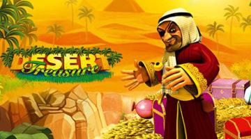 Desert Treasure slot