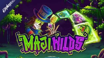 Maji Wilds slot
