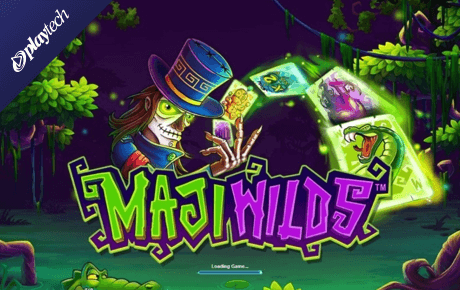 Maji Wilds slot
