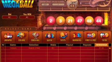Megaball online