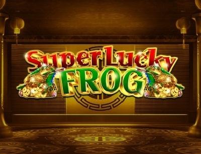 Super Lucky Frog slot