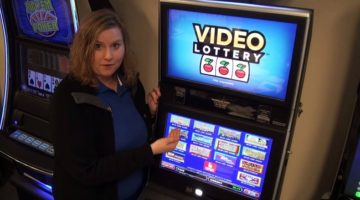 Video Lottery Terminal addiction VLT
