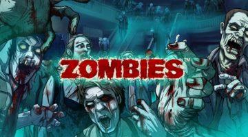 Zombies slot netent