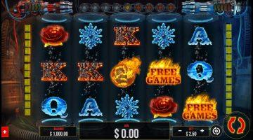 Fire vs Ice The Eternal Battle slot