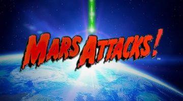 Mars Attacks! slot
