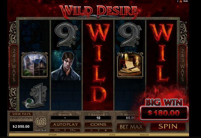 Wild Desire