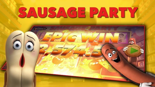 sausage party slot