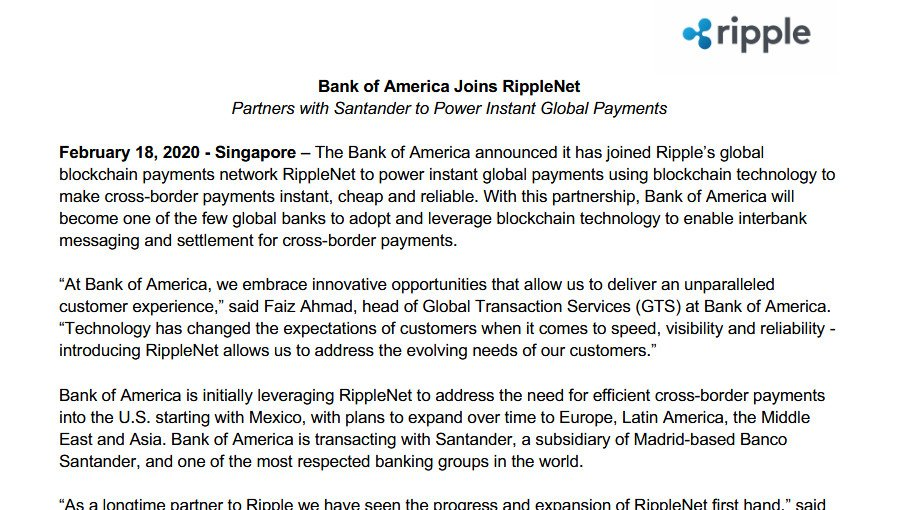 Bank-of-America-Joins-RippleNet
