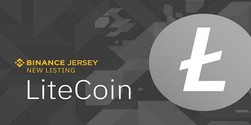 Binance-Jersey-listing-Litecoin