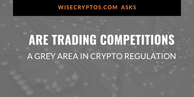 Cryptocurrency-trading-competitions