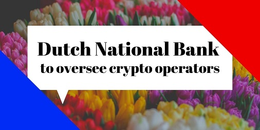 Dutch-National-Bank-to-oversee-crypto-operators