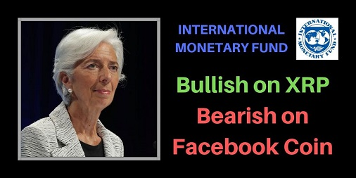 IMF-is-bullish-on-XRP-but-bearish-on-Facebooks-Libra-coin