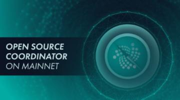IOTA-Open-Source-Coordinator-on-Mainnet