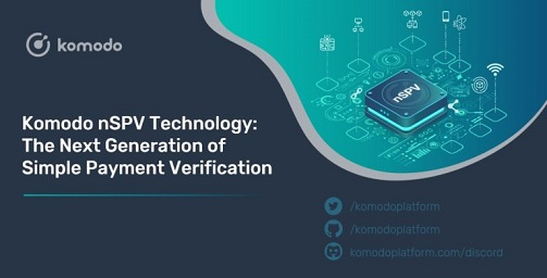 Komodo-nSPV-Simple-Payment-Verification