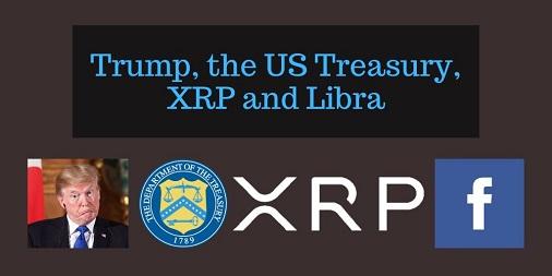 Trump-the-US-Treasury-XRP-and-Libra