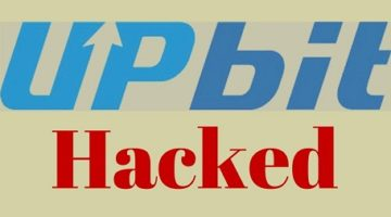 Upbit-Hacked