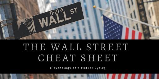Wall Street Cheat Sheet Wall St