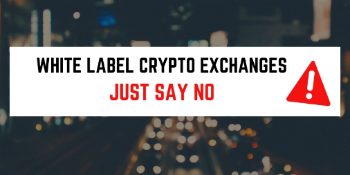 White-label-crypto-exchanges