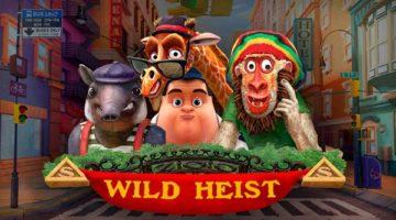 Wild Heist - Spinomenal