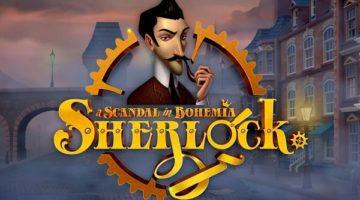 sherlock holmes a scandal in bohemia slot