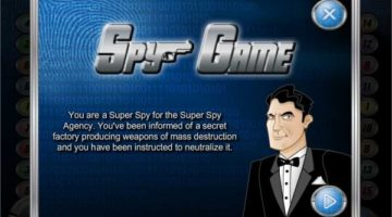 spy game islot